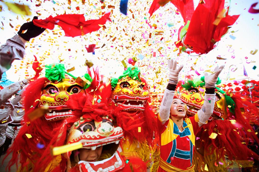 Сезонные скидки на Алиэкспресс в китайский новый год