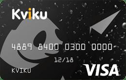 Kviku – виртуальная кредитная карта